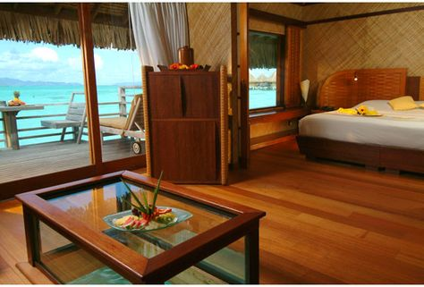 Virtual Tour Intercontinental Bora Bora Le Moana Resort