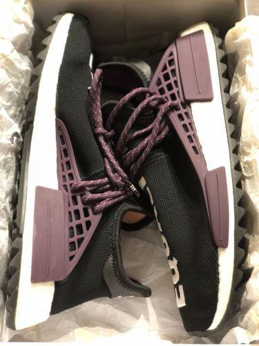 sale retailer a95a8 e9643 Details about adidas Human Race Pink Pharrell Williams PW HU ...