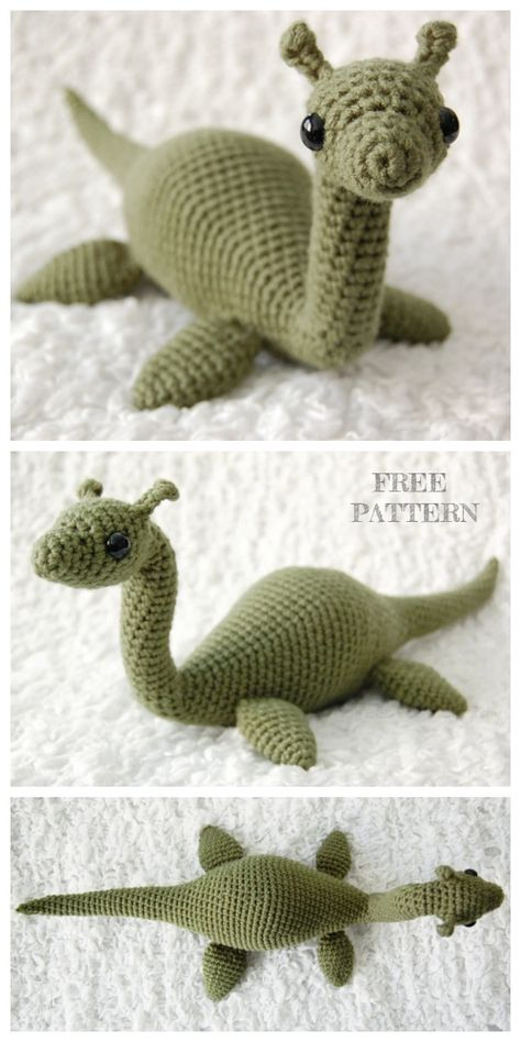 Crochet Nessie Monster Anigurumi Free Patterns Crochet Nessie Monster Anigurumi Free Patterns,häkeln Crochet Nessie Monster Anigurumi Free Patterns Related Yoga Poses For Those Of Us Who Are NOT Flexible At All - Crochet Dinosaur Patterns, Crochet Patterns Amigurumi, Crochet Dolls, Crochet Stitches, Crochet Dragon Pattern, Crochet Giraffe Pattern, Animal Knitting Patterns, Yarn Dolls, Cross Stitches