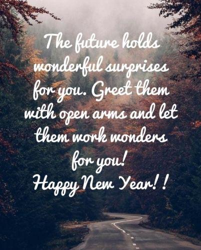 Happy New Year My Love 85