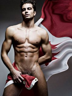 Canadian guys naked