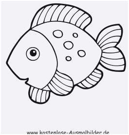 51 Best Ausmalen Images On Pinterest Ausmalbilder Fische Ausmalbilder Kinder Ausmalbilder