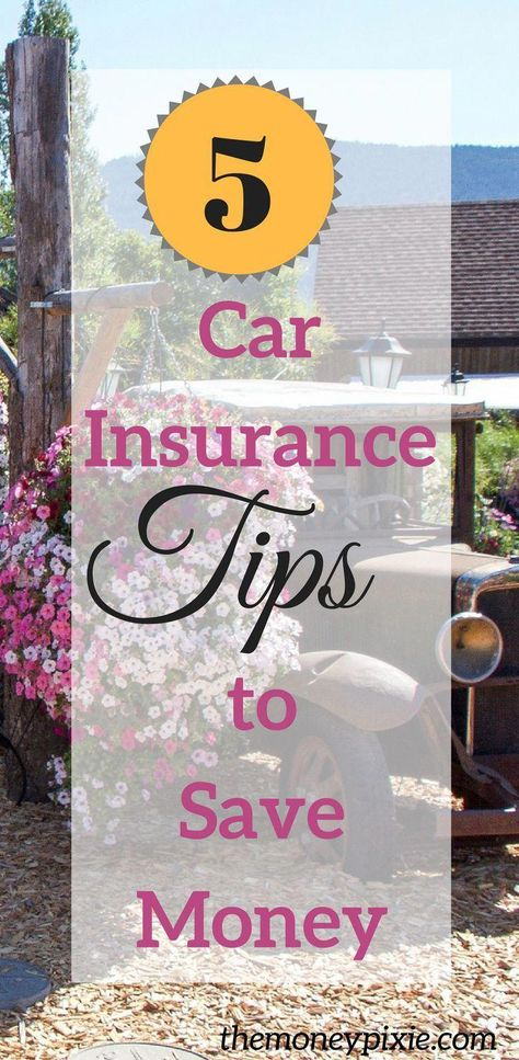 5 Ways to get the Cheapest Car Insurance Possible - The Money Pixie