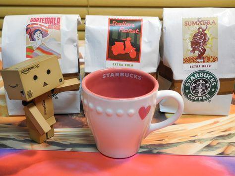 Danboard Loves Starbucks Danbo Box Life Starbucks