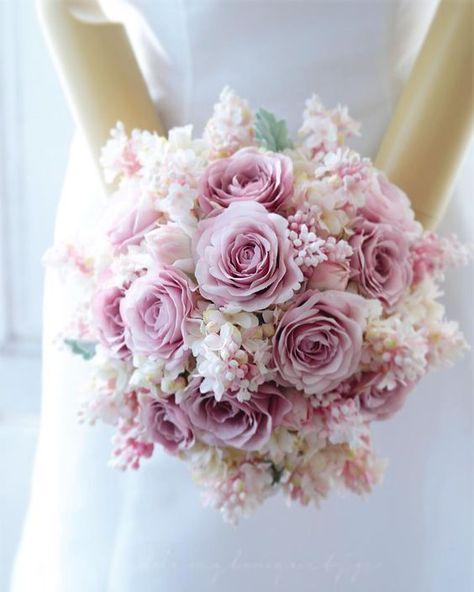 Fiori Da Sposa.Bouquet Da Sposa Di Primavera Nel 2020 Matrimoni Rosa Bouquet