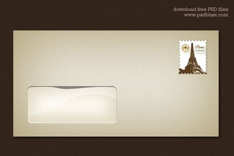 mock-up idea- Blank Envelope Template Branding Pinterest - business envelope template