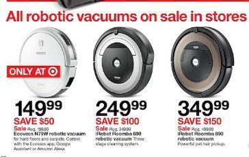 Irobot Roomba Cyber Monday 2019 Deals Get Best Discount Offers On Irobot Roomba Irobot Roomba Irobot Roomba