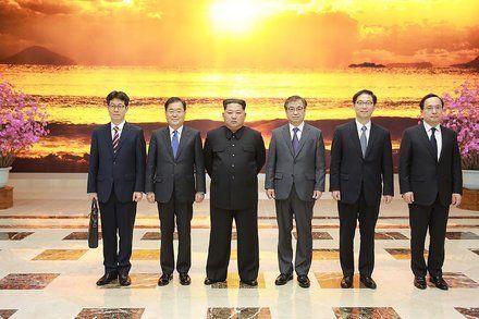 Listen To The Daily North Korea Reaches Out North Korea Kim