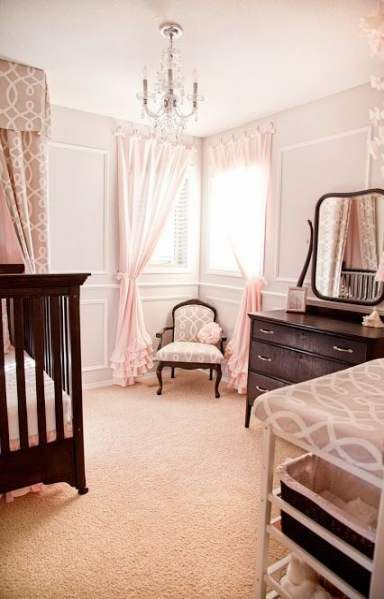 Baby Girl Room Dark Furniture 19 New Ideas Baby Deco Chambre A