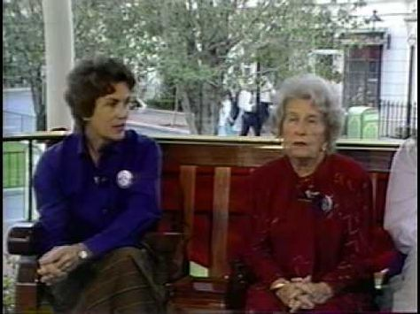This Is an amazing interview with Lillian Disney, their Daughter Diane, and granddaughter, in Epcot.  It's just great to hear things from their point of view. (Part one)