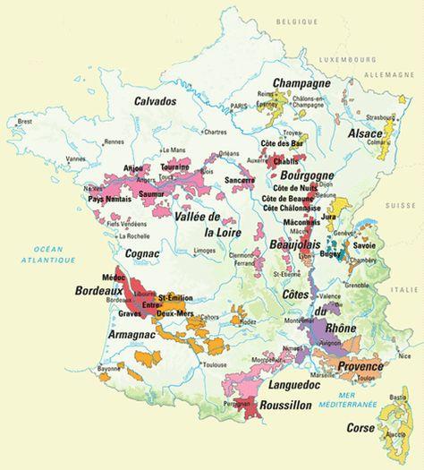 Frankrijk In Wijn En Spijs Frankrijk Wijn Eten En Wijn