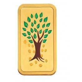 10g Colour Gold Coin 24kt 999 9 Kalpataru Tree Goldstocks