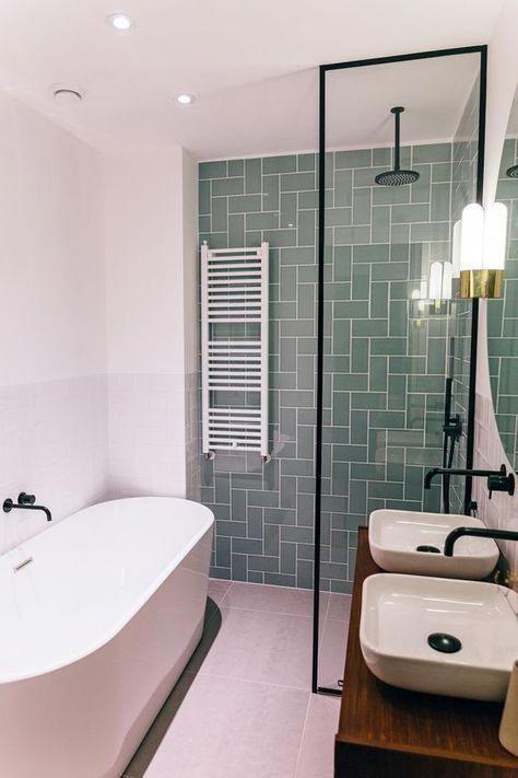 Design And Production Of A Dream Bathroom On The Bilderdijkkade In
