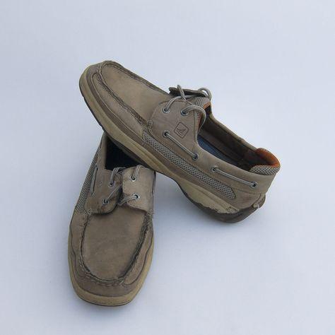 Eye Boat Shoes 0777924 Mens size 9M C12