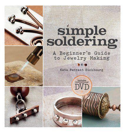 Soldering Jewelry, Wire Jewelry, Jewelry Crafts, Soldering Iron, Gold Jewelry, Jewelery, Diy Jewelry Tools, Jewelry Ideas, Bridal Jewelry