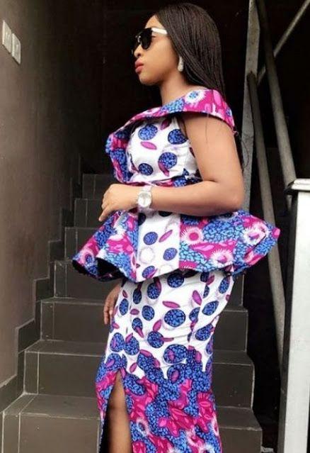 Ankara Peplum Styles 2021 For African Women   Peplum styles, Ankara peplum styles, African fashion dresses