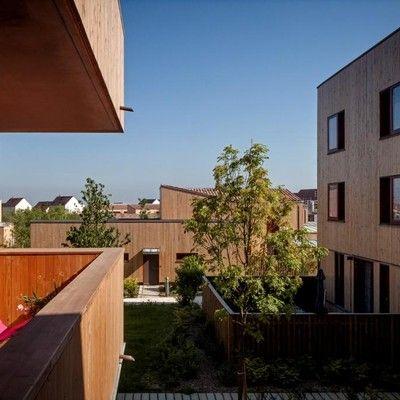 16 best Maison à Ossature Bois images on Pinterest Building