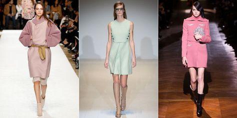 Fall 2014 Fashion Trend: Pastel
