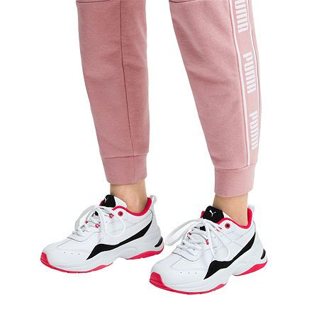 Puma Cilia Womens Lace-up Sneakers | Womens sneakers, Womens ...