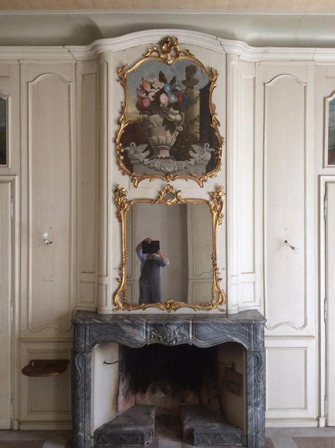 Boiserie Peinte Du XVIIIème Siècle, Philippe Cote Antiquités, Proantic