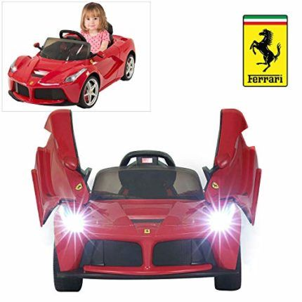 Rastar Ferrari Laferrari Ride On Car With Remote Control For Kids Kids Ride On Ferrari Laferrari Ferrari