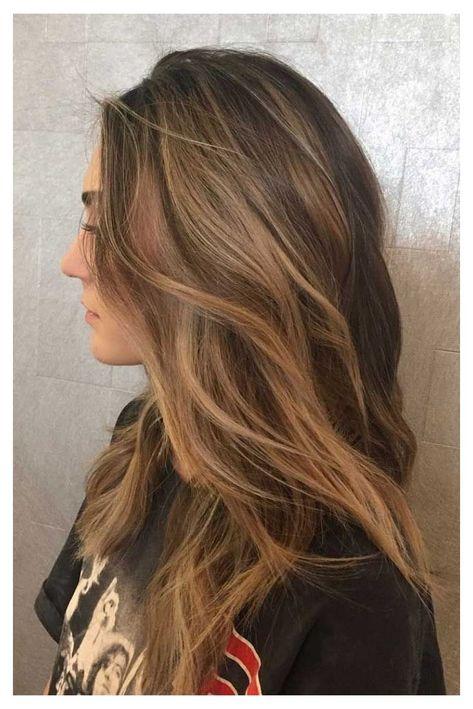 Brown Hair Balayage, Brown Blonde Hair, Hair Color Balayage, Honey Balayage, Bronde Hair, Caramel Balayage, Medium Brown Hair Color, Brown Hair Colors, Hair Medium