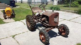 Our Garden Tractors Rare Garden Tractors Tractors Garden Tractor Vintage Tractors