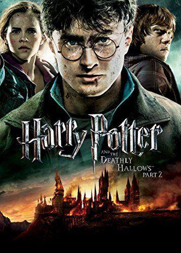 Harry Potter Und Die Heiligtumer Des Todes Teil 2 Movie Poster Hermine Granger Harry Potter Poster Harry Potter Hermione Harry Potter Film
