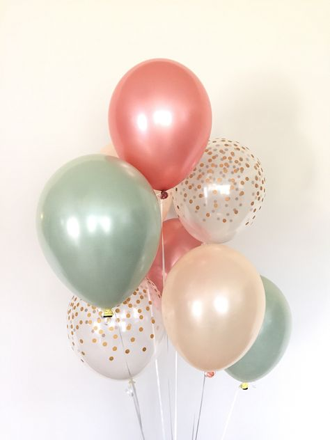 20 Turquoise/&Purple Large METALLIC LATEX BALLOONS Chrome Helium Birthday Party