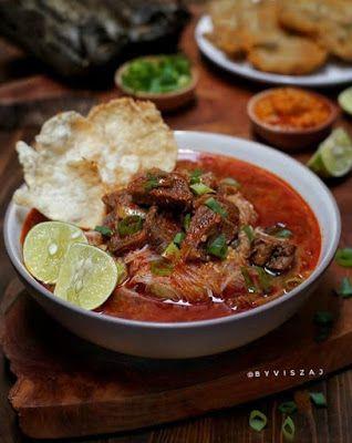 Soto Pekalongan Resep Masakan Resep Masakan Indonesia Resep Makanan