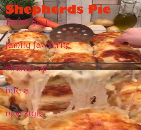 Shepherds Pie Balls Shepherds Pie Tasty Dishes Recipes