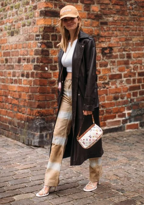 Street Style: Copenhagen Fashion Week Spring 2022 - theFashionSpot