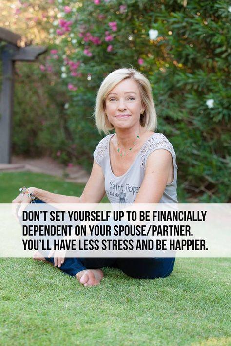 semn de independență financiară