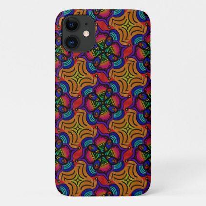 Colorful Bright Coloring Book Mandala Illustration Case Mate Iphone Case Zazzle Com Iphone Cases Iphone Custom Case