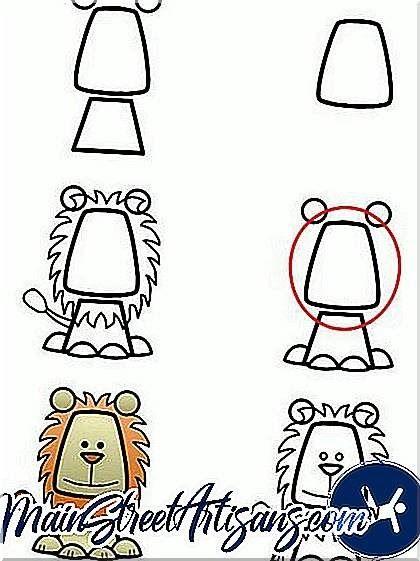 21 Gambar Binatang Versi Kartun Di 2020 Kartun Binatang Gambar
