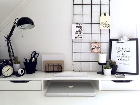Sudenazerkin schlafzimmer pinterest büros schreibtische und