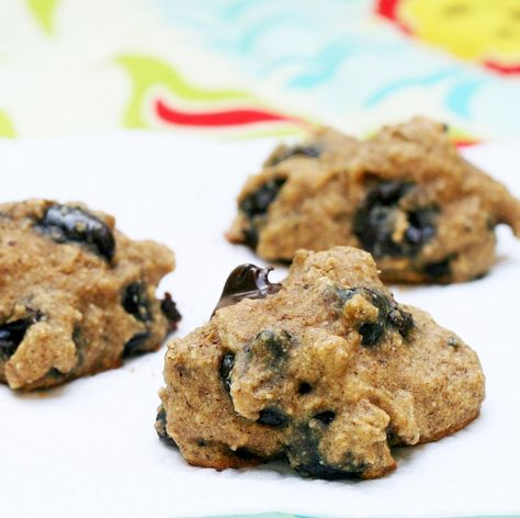 Chocolate Chip Cookies With No Added Sugar Date Paste Is