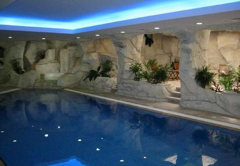 Interior design indoor outdoor pool ideas binnen buiten