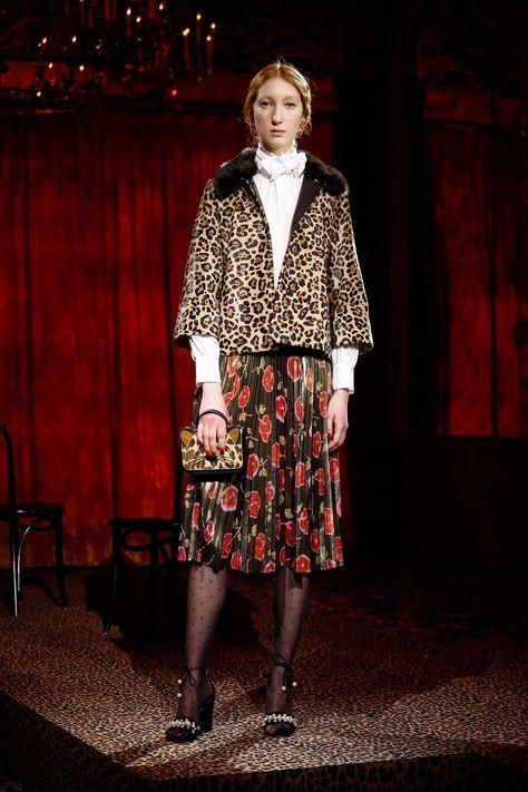 Kate Spade New York -  Fall 2017 Ready-to-Wear