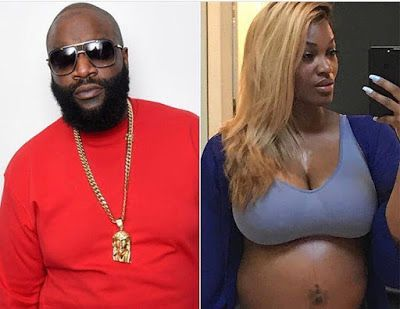 Rick Ross dating Kardashian