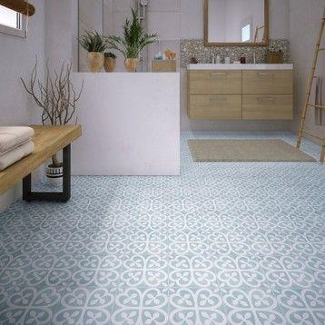 44+ Sol salle de bain carreau de ciment trends