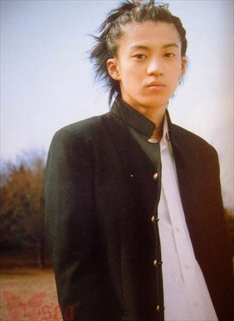 Asian Fixation Monday Cutie Shun Oguri (小栗旬)