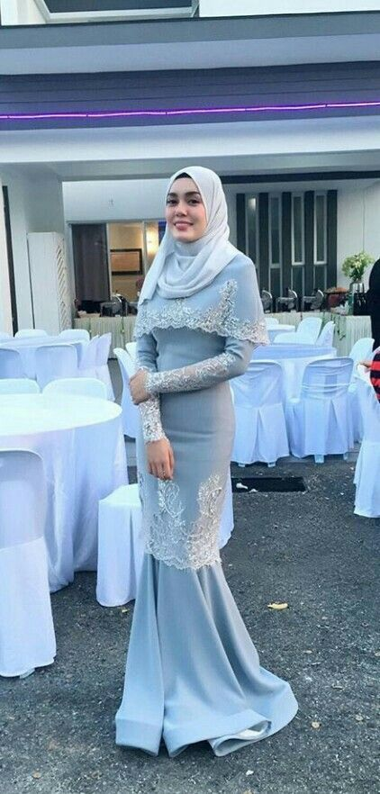 Kurung Cape Morecape Kurung Muslimah Dress Muslim Dress Dress Brokat