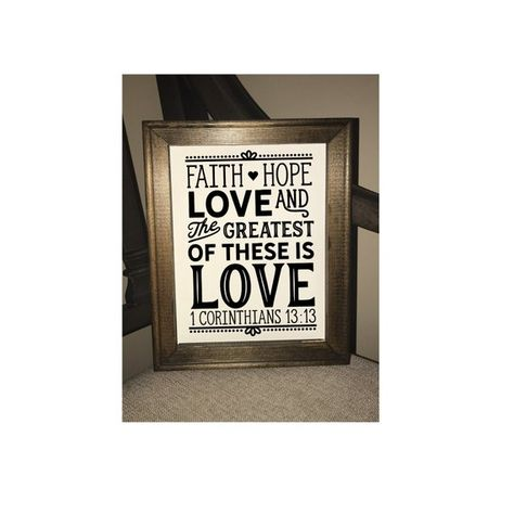 and the greatest of these is love - 474×474