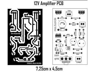 12v Power Supply Pcb Layout Design - Pcb Circuits