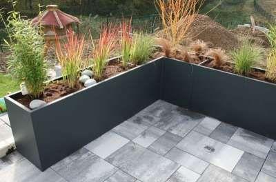Pflanztroge Kasten Gartengestaltung Gartengestaltung Ideen Garten
