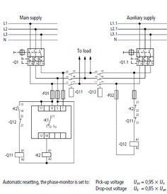 Wiring Riddle No 3 Auto Transfer Switching Control Diagram Automatic Transfer Switch At Transfer Switch Electrical Circuit Diagram Generator Transfer Switch