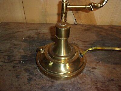 Stiffel Brass Swing Arm Table Lamp Finial Ebay Lamp Finial Table Lamp Wall Mounted Lamps