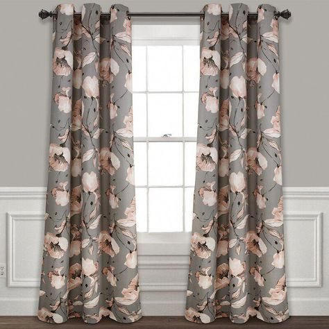 Darby Home Co Bohl Solid Max Blackout Thermal Grommet Panel Pair Wayfair Blackoutcurtains Panel Curtains Blackout Curtains Window Curtains