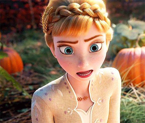 frozen 2 anna   Tumblr